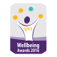 Well being Awards logo 2016