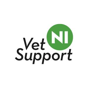 Vet Support NI logo