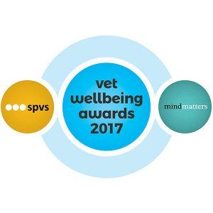 Vet wellbeing Awards logo 2017