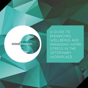 Wellbeing at work guide cover
