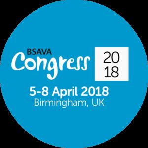 BSAVA Congress 2018 logo