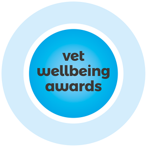 Wellbeing Awards booklet logo