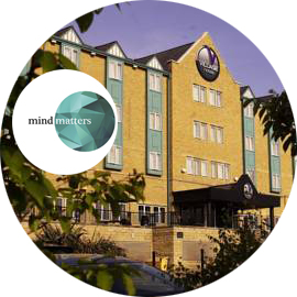 Building front - Village Hotel Newcastle