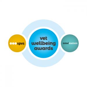 Vet wellbeing awards logo