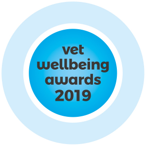 Wellbeing awards logo 2019