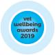 Vet Wellbeing awards 2019 logo