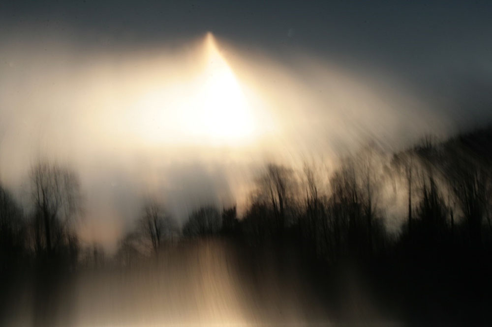 Allisdhair McNaull's photograph Weeping twighlight